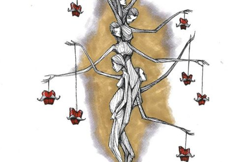 المرأة والأمثال الشعبية , ضحى العاشور